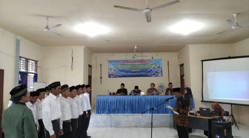 53 Panwaslu Kelurahan/Desa Siap Awasi Pilkada Tahun 2020